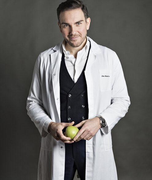 Dott. Francesco Marinelli Nutrizionista Funzionale con studio a Roma